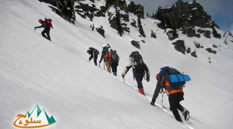 آغاز کوهنوردی
