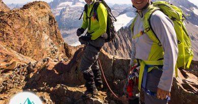 راهنمای انتخاب نوع پوشاک کوهنوردی