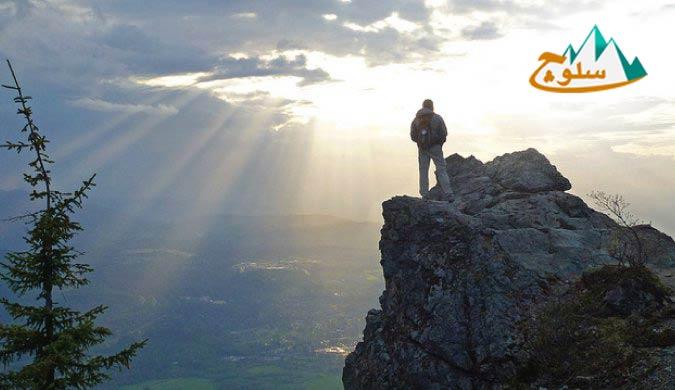 چرا کوه می رویم؟