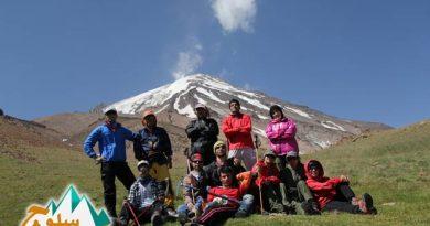 کوهنوردی و خوشبختی