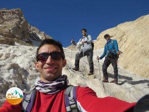 صعود به قله قاش مستان دنا