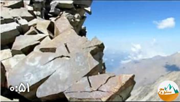 مناظر نفس گیر دیواره علم کوه