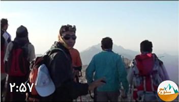 کلیپ فوق العاده کوهنوردی و ایران