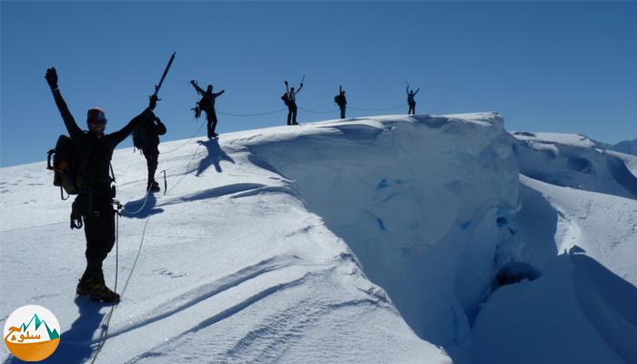 نکات ایمنی در کوهنوردی