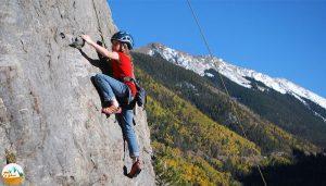 راهنمای افراد مبتدی برای انجام صعود های دشوار