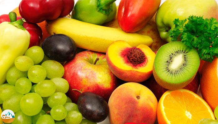 بهترین میوه ها برای سلامت کوهنوردان