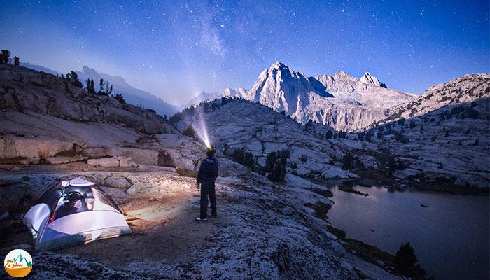 کوه آخرین پناهگاه برای آرامش