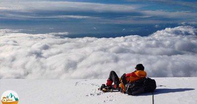 لزوم توجه به دمای هوا قبل از سفر به طبیعت