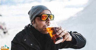 تاثیر مصرف الکل بر کوهنوردان