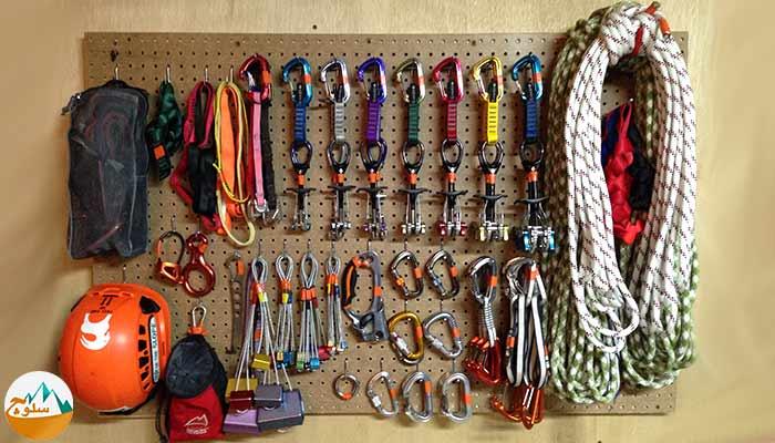 چگونه از ابزارها و تجهیزات فنی صعود نگه داری نماییم