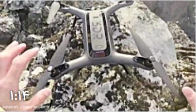 فیلم برداری هیجان انگیز از کوه رومسدال با کوادکوپتر