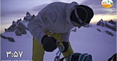 پروژه گوگل برای تصویر برداری سه بعدی از مونت بلانک