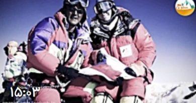 صعود به قله k2 با پهباد فانتوم