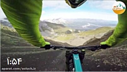 کالکشن هیجان انگیز از دوچرخه سواری کوهستان
