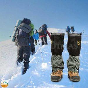 چرا باید گتر کوهنوردی بپوشیم؟
