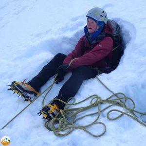 نکاتی درباره صعود زمستانه