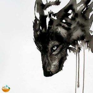 تکنیک مبارزه با گرگ