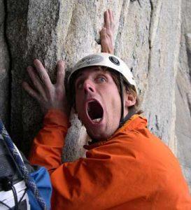 روش های مقابله با ترس در سنگ نوردی