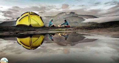 چادر کوهنوردی و نکاتی مفید در استفاده از آن