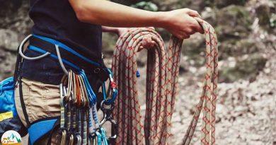 اولین طناب کوهنوردی خود را بخرید +دانلود ویدئو