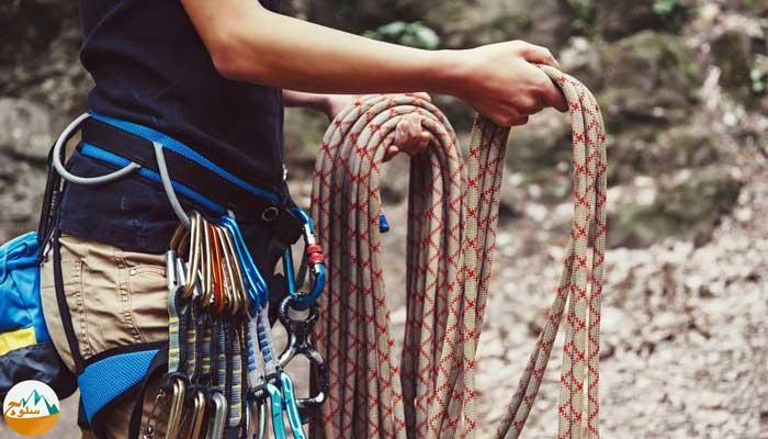 اولین طناب کوهنوردی خود را بخرید
