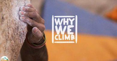 چرا سنگنوردی می کنیم؟