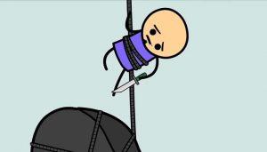 انیمیشن خنده دار کوهنوردی