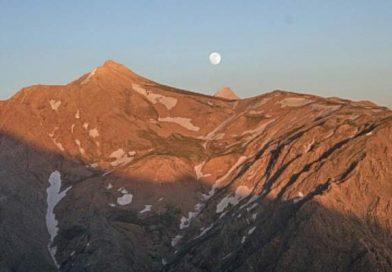 قله حوض دال ۴۳۵۰ متر را بهتر بشناسیم +ترَک Gps مسیر صعود