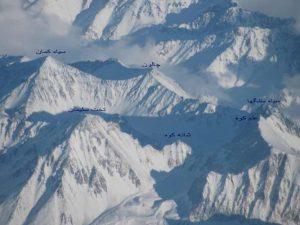 کوه تخت سلیمان را بهتر بشناسیم