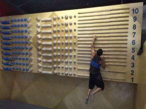 تمرین فوق العاده سنگنوردی مخصوص بانوان
