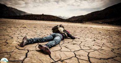 گرما زدگی در کوهنوردی را بهتر بشناسیم+ویدئو