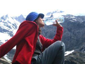کوهنوردی و درمان یبوست