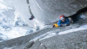 اولی استک کوهنورد سوییسی