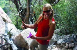 25 توصیه زنانه در طبیعت