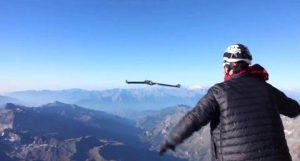 چگونه پهباد ها چهره کوهنوردی را تغییر می دهند؟
