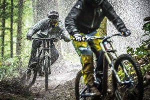 کلیپ حرفه ای دوچرخه سواری کوهستان بسازیم