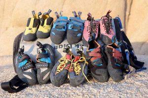 نگهداری از کفش های سنگنوردی