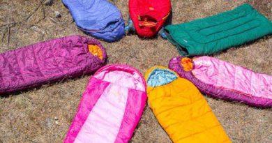 خرید کیسه خواب برای کوهنوردی و طبیعت گردی