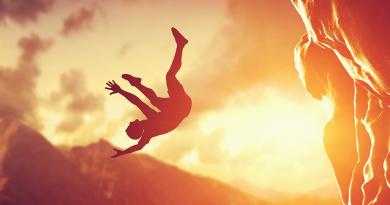 قانون اصلی برای سلامتی کوهنوردان