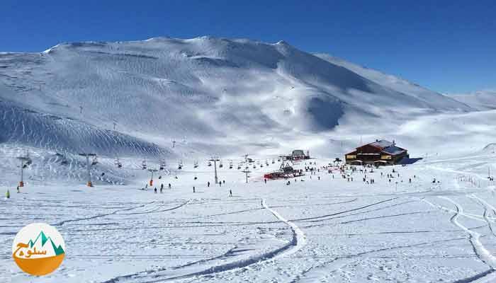 تور یکروزه پیست اسکی پولادکف