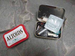 استفاده از کاندوم در طبیعت گردی