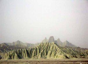 کوههای مریخی چابهار