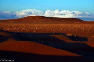 کویر مصر در استان اصفهان
