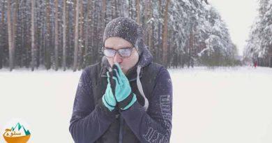 در سرما بدنمان را گرم نگه داریم