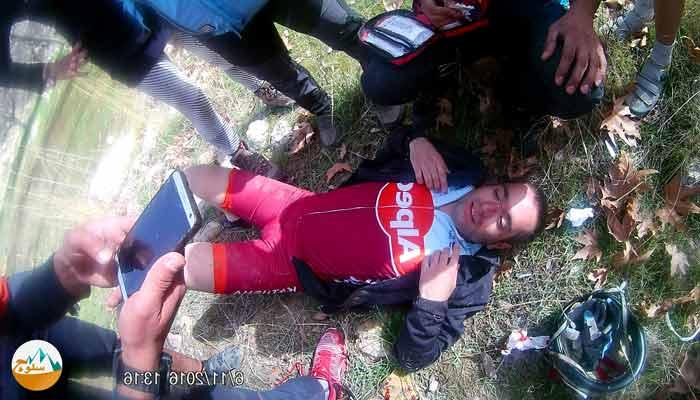 مدیریت بحران در موارد بروز کوه گرفتگی ، ادم ریوی و ادم مغزی در کوهنوردی