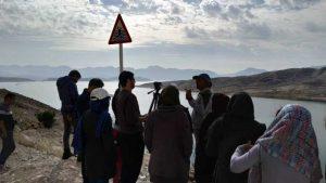 سد سلمان فارسی و غار تنگ اشکن