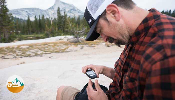 دیابت در کوهنوردی و طبیعت گردی