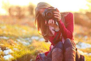 اصول عکاسی در طبیعت