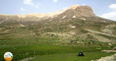 کوه رنج را بهتر بشناسیم؟ Ronj mountain ترَک gps مسیر های صعود + ویدیو