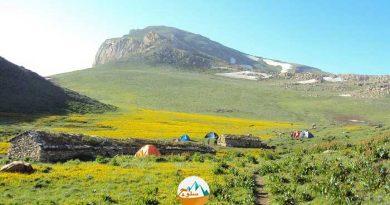 سماموس ،گزارش ویدیویی از صعود به قله ،مازندران ،تِرَک gps مسیر